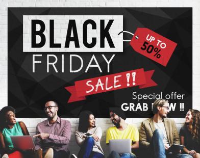 黑色星期五:欧美购物狂欢节一天销售额可能不及阿里一家