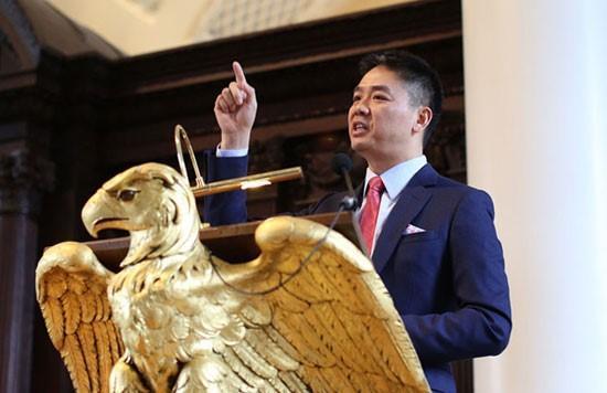刘强东建言年轻创业者:能用贷款就别拿风投 - 每日快讯 - 创业邦