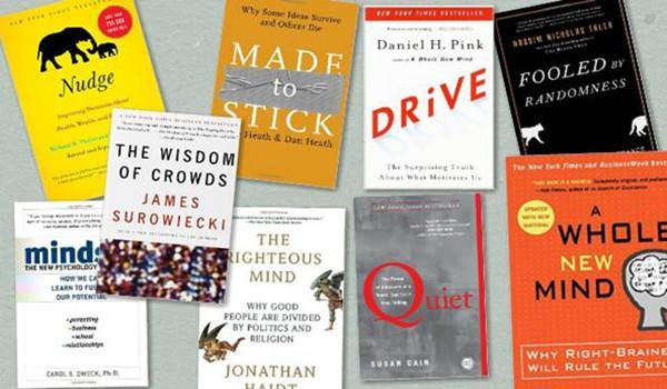 这10本书将改变你的思维 - 准备创业 - 创业邦