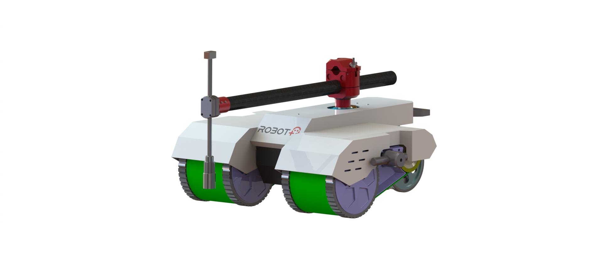 八个月完成两轮融资,史河科技用爬壁机器人变革高危作业