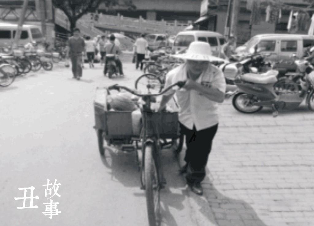 1997年,创始人买了一辆二手三轮车,开启了鲜丰人创业之路.jpg
