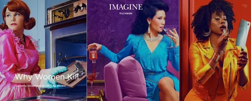 《致命女人》背后,CMC华人文化如何成就爆款美剧
