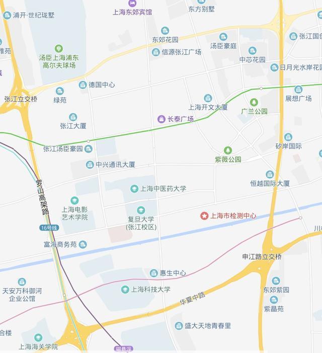 """揭秘""""创业公司""""张江高科成长史:从农田到上海""""西二旗"""""""