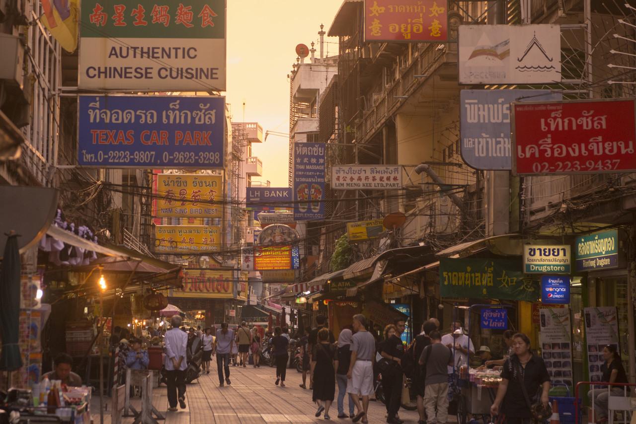 130亿泰国电商市场正在被谁瓜分