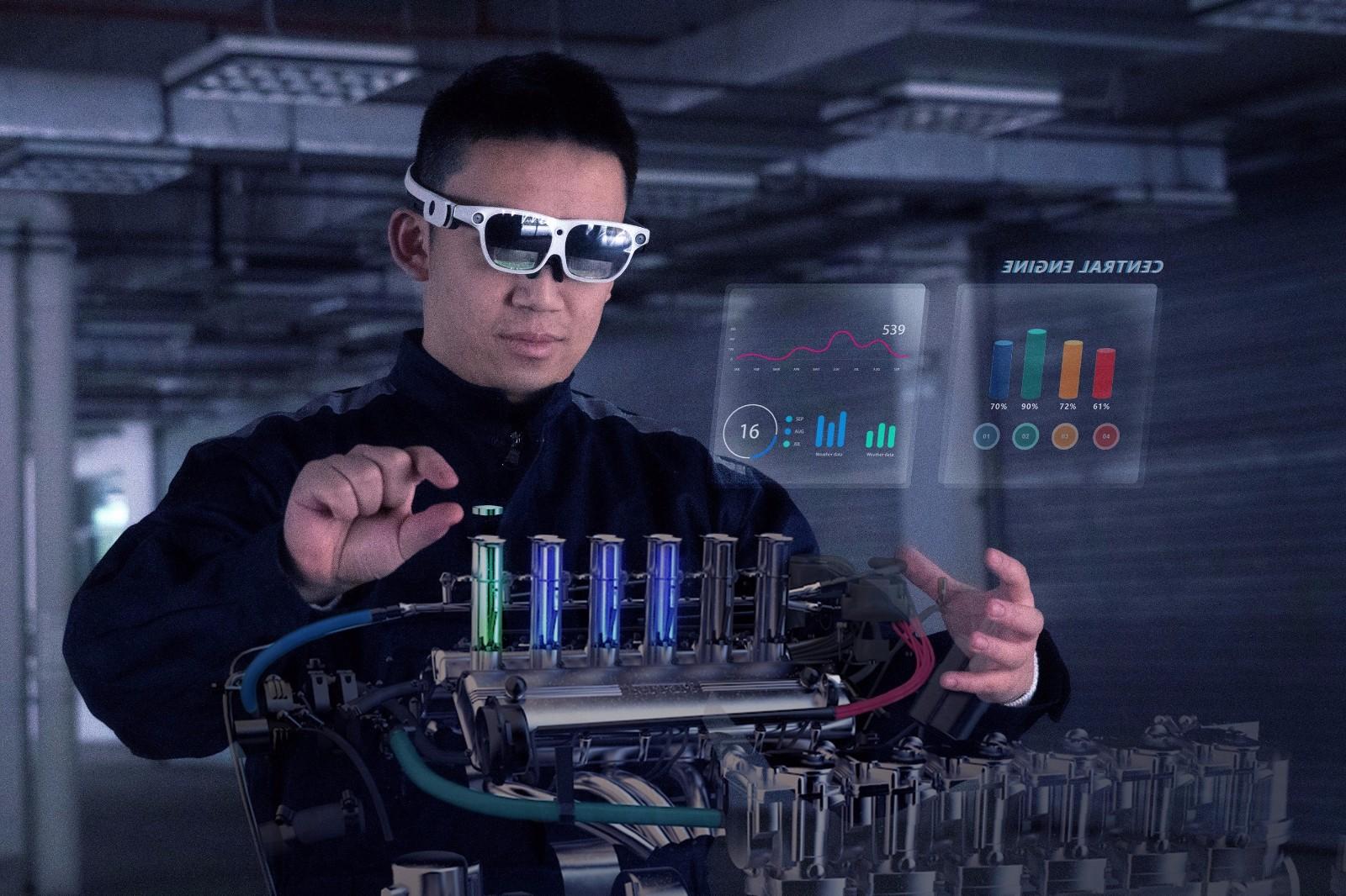 对标微软,影创科技成为国内可量产MR设备公司,出货量达全国第一