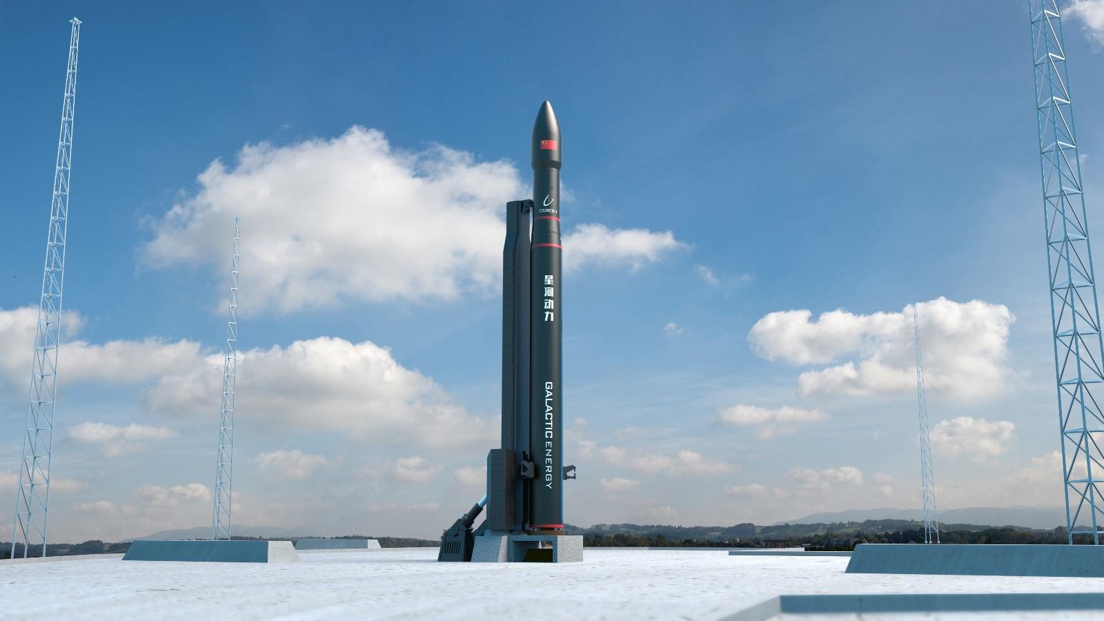 """预计年中固体火箭入轨发射,成立1年多的星河动力如何成为火箭民企""""超越者""""?"""