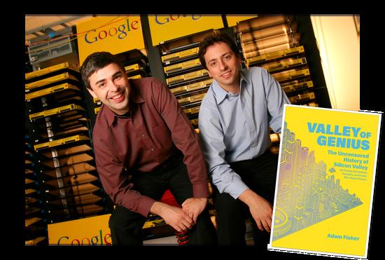 谷歌创始人口述历史:创建谷歌不小心被赶出宿舍