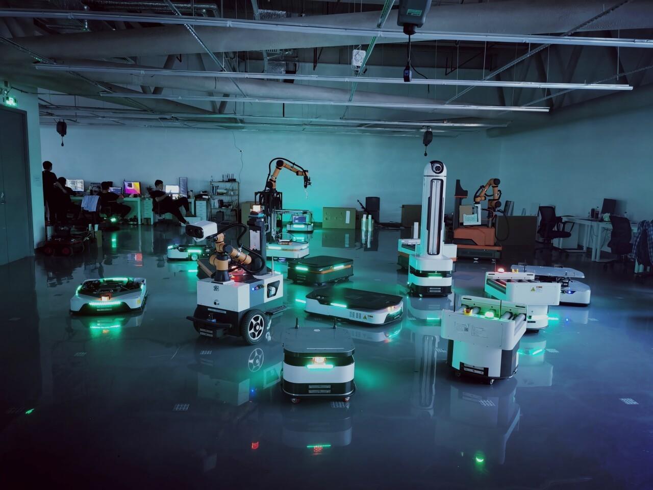<b>机器人市场体量巨大,优艾智合产品如何满足细分需求?</b>
