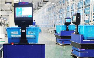 """「蓝芯科技」研发机器视觉系统,让机器人能够真正""""看得见"""""""
