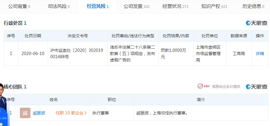 李佳琪被罚款 辛巴道歉:直播的虚假宣传有多严重?