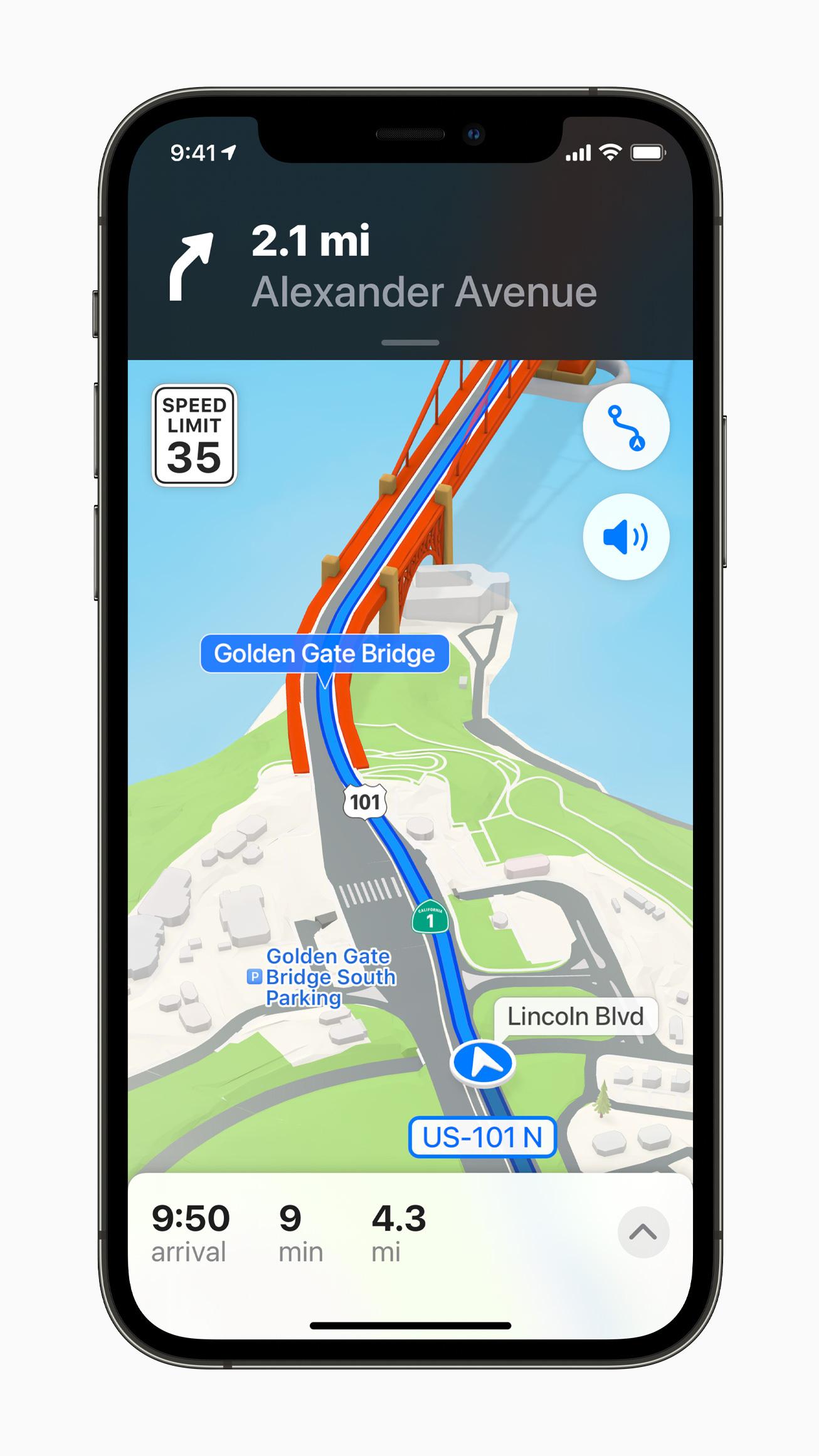 Apple-iPhone12Pro-iOS15-maps-navigation-060721.jpg