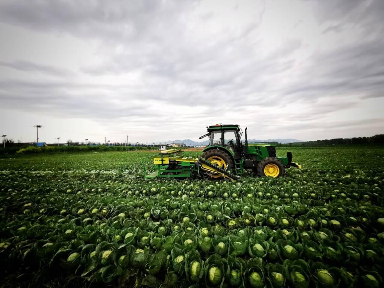 独家首发丨深度赋能智慧农机应用,「中科原动力」宣布完成数千万元A轮融资
