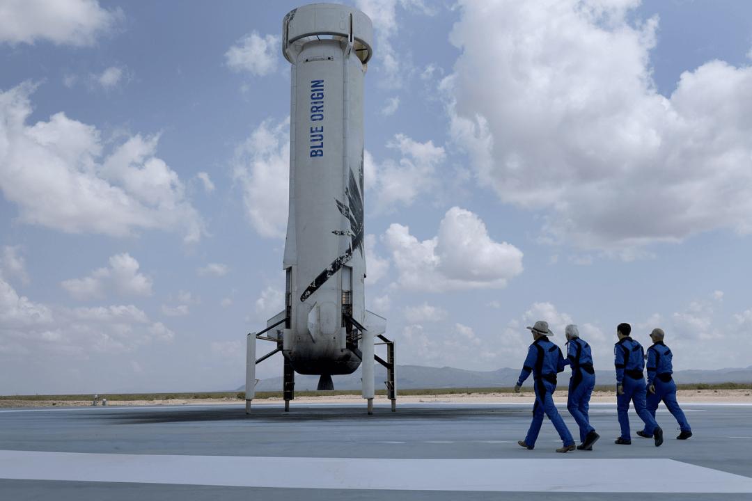 3个疯子、2条路线、1个梦想:可以把太空交给富豪们吗?